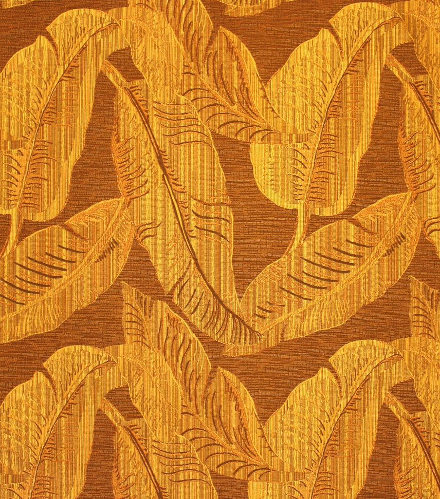 Home Decor 8\u0022x8\u0022 Fabric Swatch-Upholstery Fabric Barrow M8755-5193 Amber