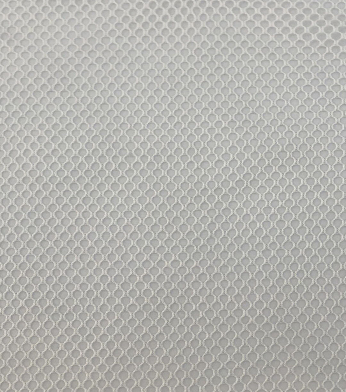 Mesh Utility Fabric 44'' White
