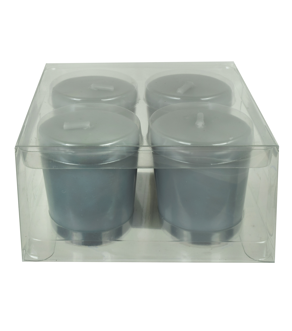 Hudson 43 Candle & Light 4 pk Votive Candles-Jadeite