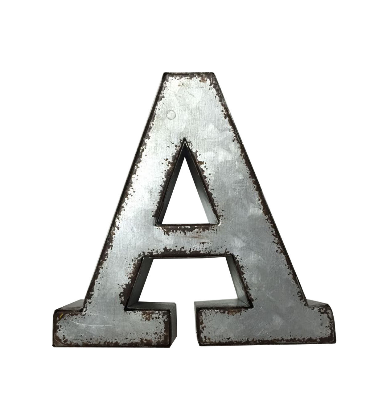 Fab Lab Metal Letters