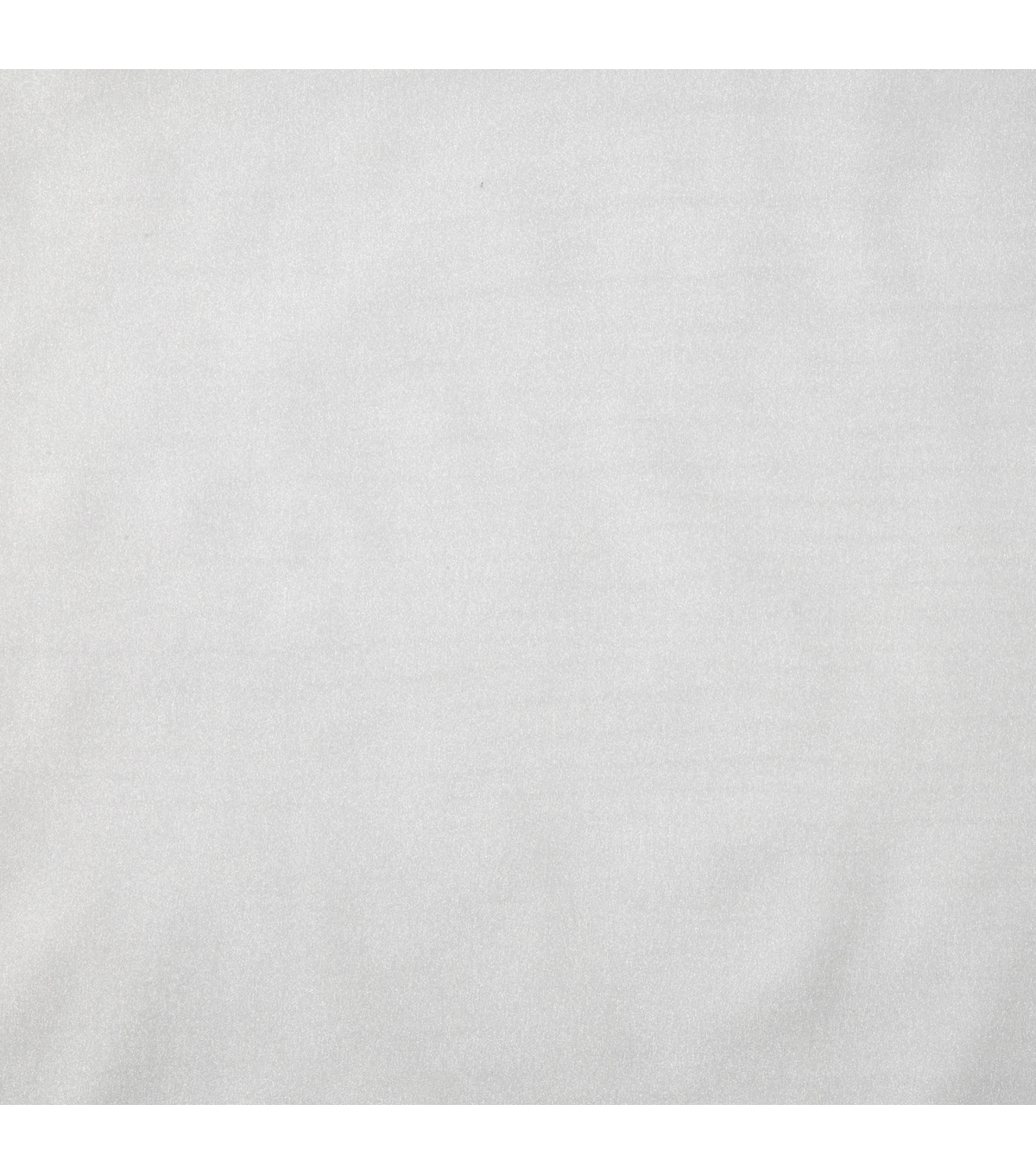 Casa Collection Solid Crepon Sheer Fabric, White