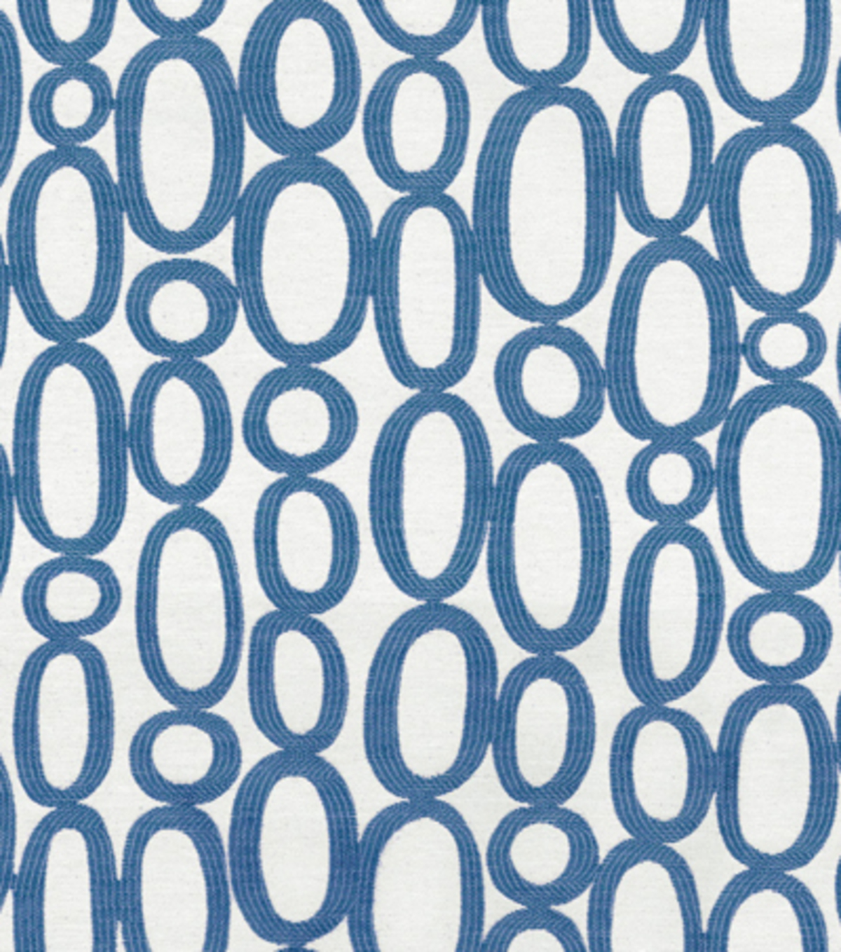 Home Decor 8\u0022x8\u0022 Fabric Swatch-HGTV HOME Looped Azure