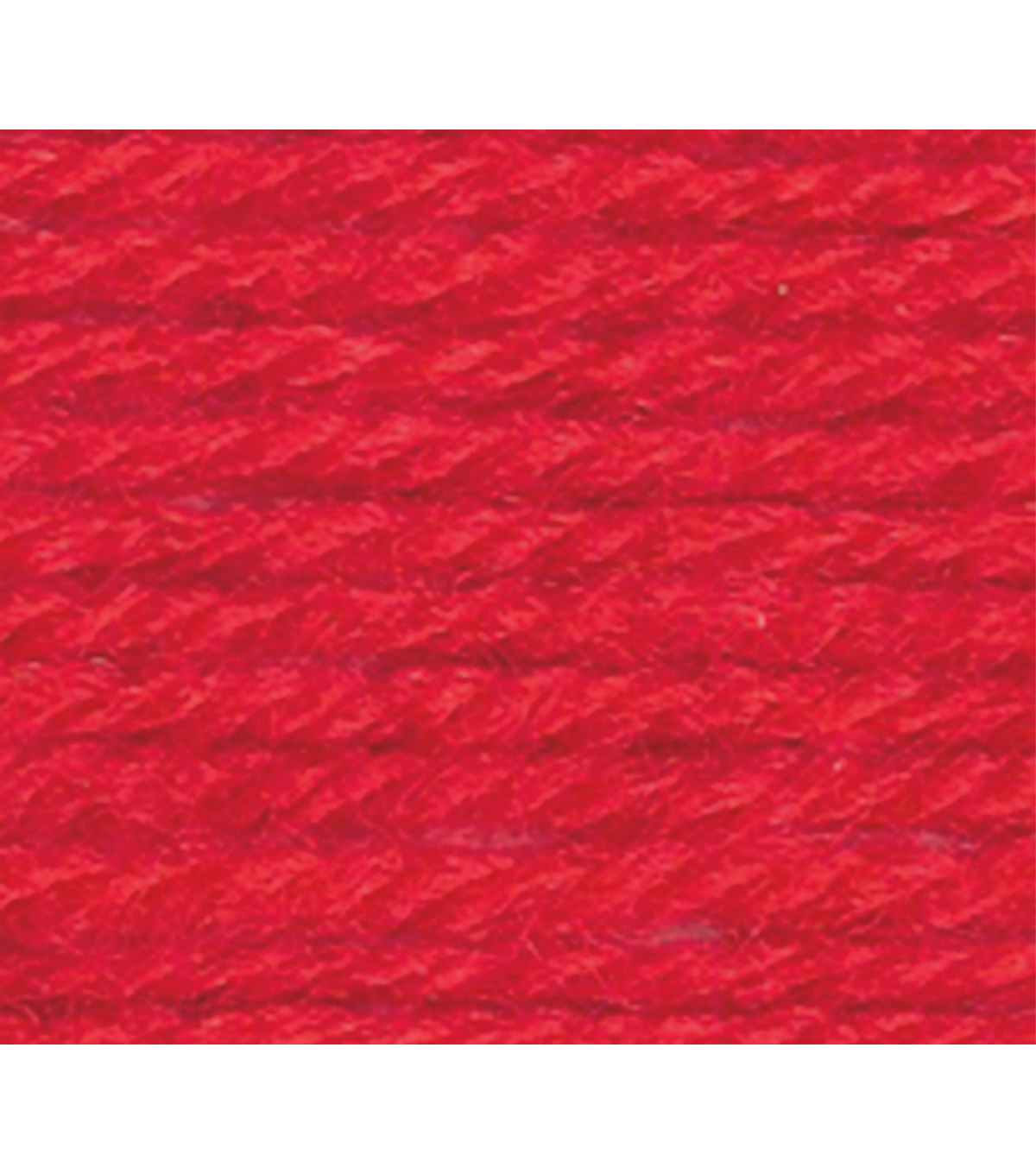 Lion Brand Wool-Ease Yarn, Ranch Red