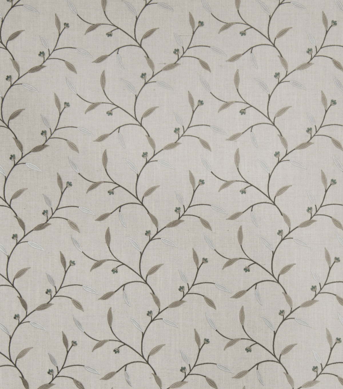 Home Decor 8x8 Fabric Swatch-Swavelle Millcreek Single Mineral