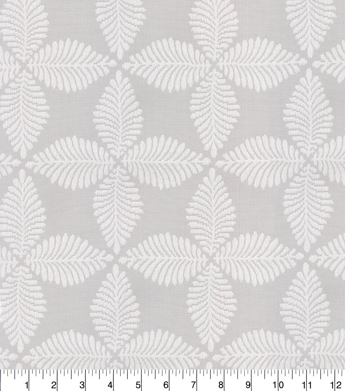 "Home Decor 8""x8"" Fabric Swatch-Tommy Bahama Overleaf Fog"