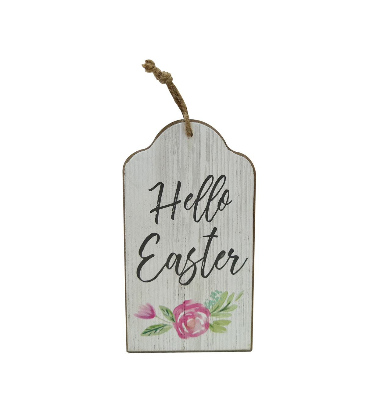 Easter Door Hanger-Hello Easter