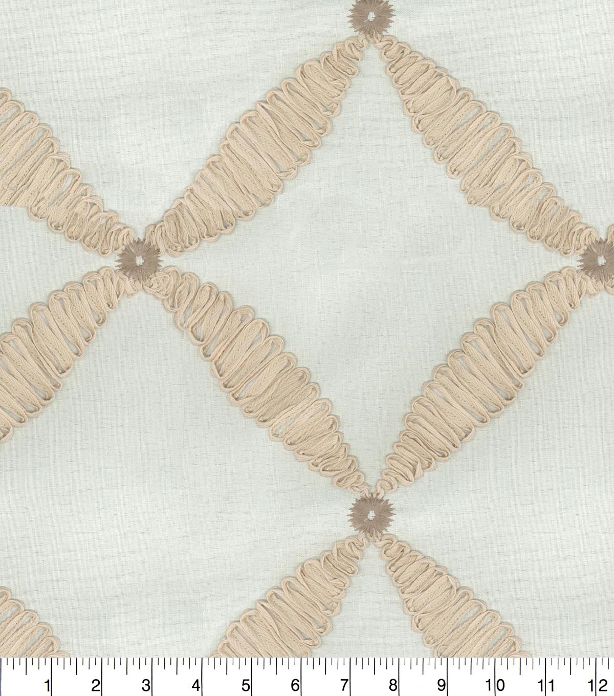 Home Decor 8\u0022x8\u0022 Fabric Swatch-Tommy Bahama Winward Emb La Playa