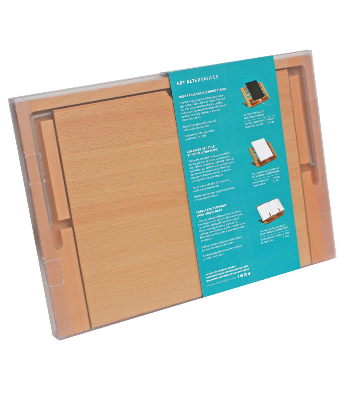 Art Alternatives Napa Table Easel Book Stand