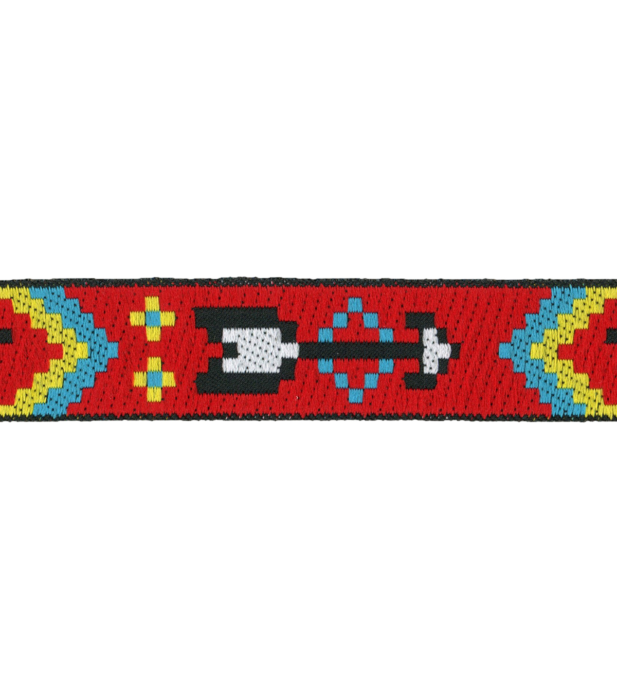 Simplicity Band Trim 2.75\u0027\u0027-Multi Native American