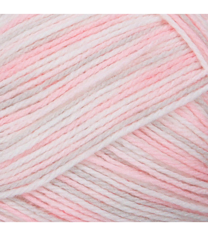 Bernat Baby Sport Big Ball Yarn Solids-Peach Blossom