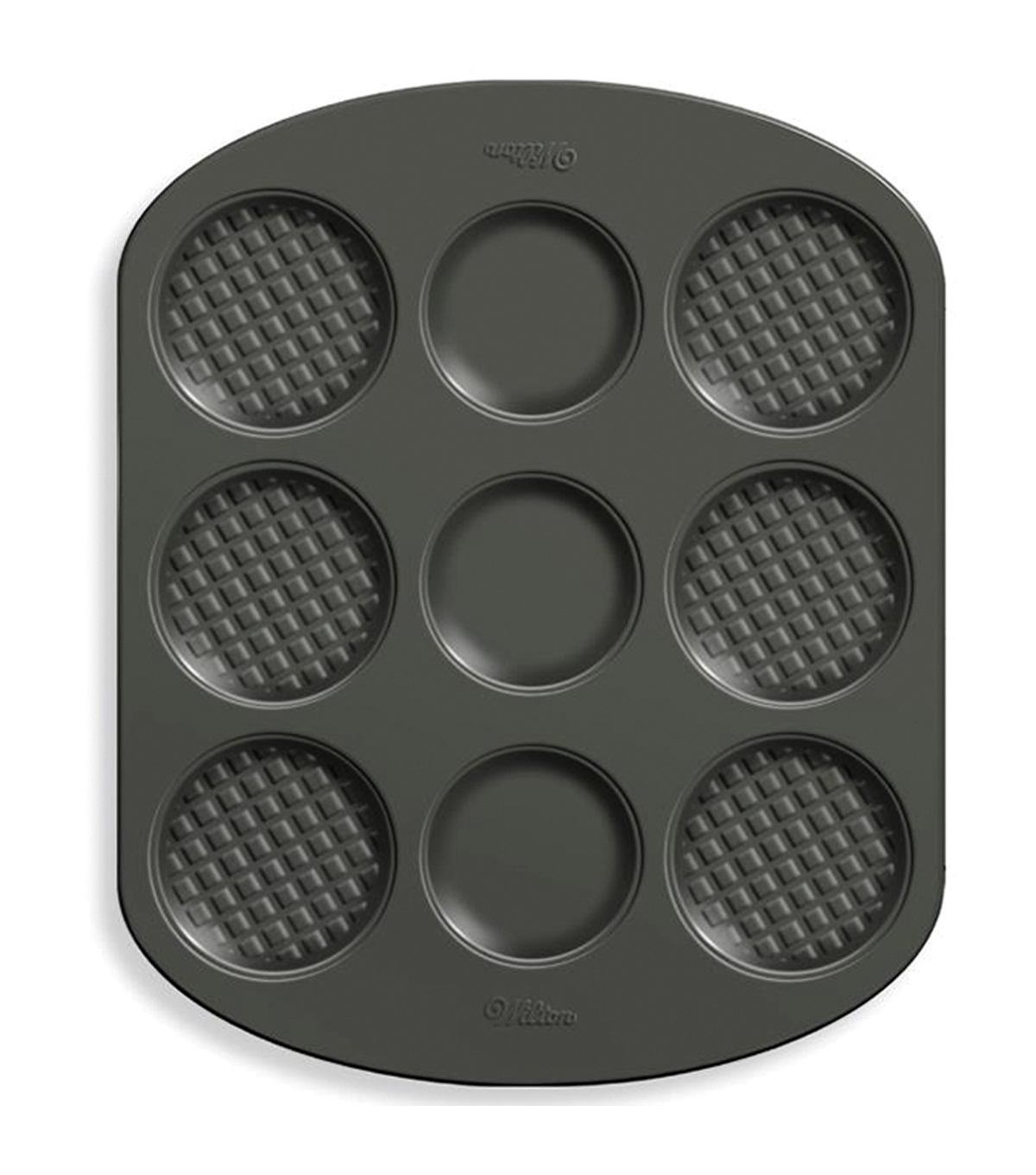 Wilton Breakfast Sandwich Pan-9 Cavity