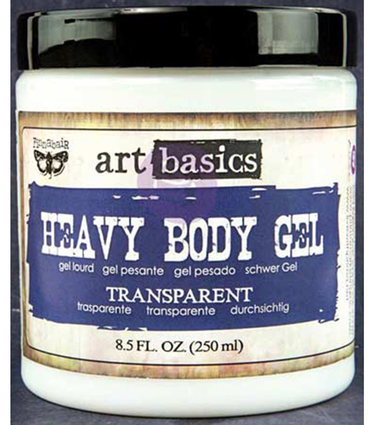 250ml -art Super Heavy Gel
