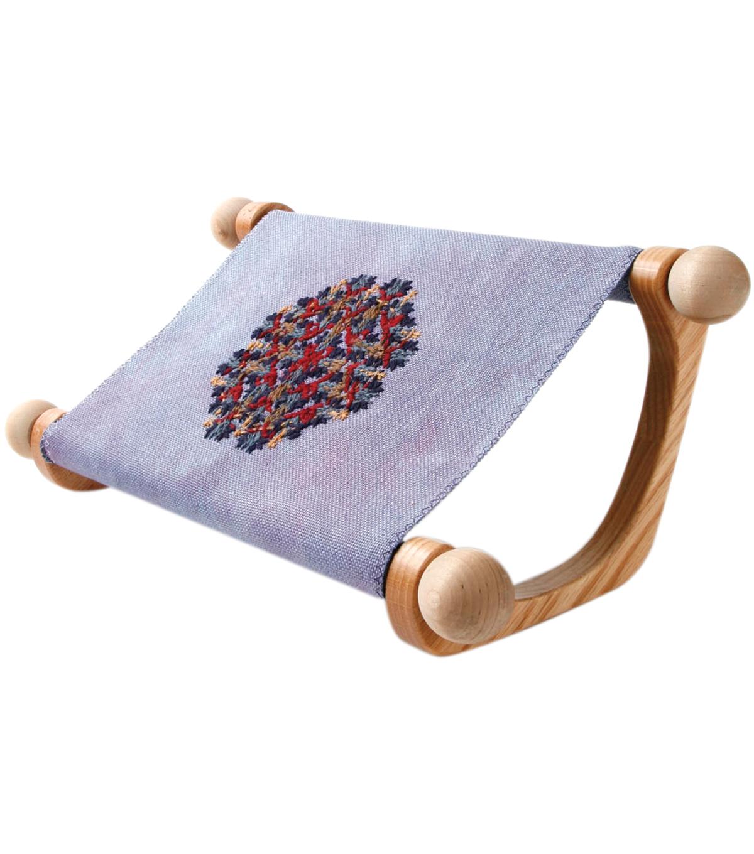 Images Stitchery Design Lap Stitch Little Doodler Frame W/2 Dowels ...