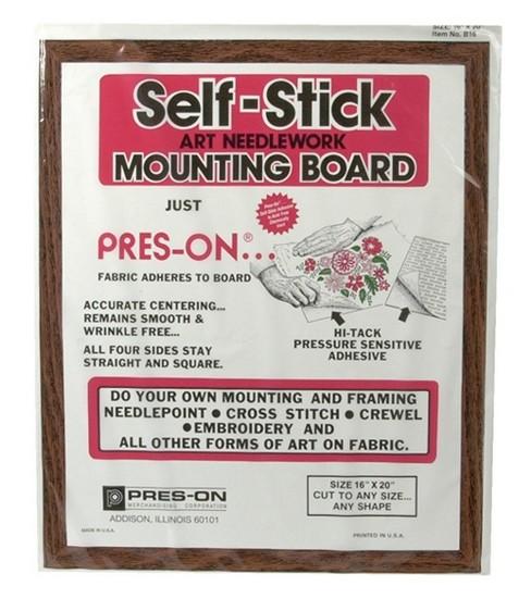 pres on mounting board adhesive mounting board joann