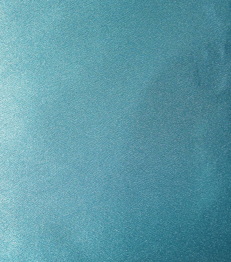 Casa Dahlia Crepeback Satin Fabric-Solids, Tile Blue