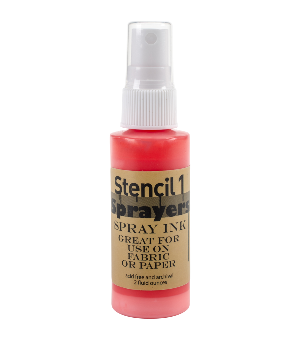 Stencil1 Sprayers Day-Glow Colors Spray Ink 2oz