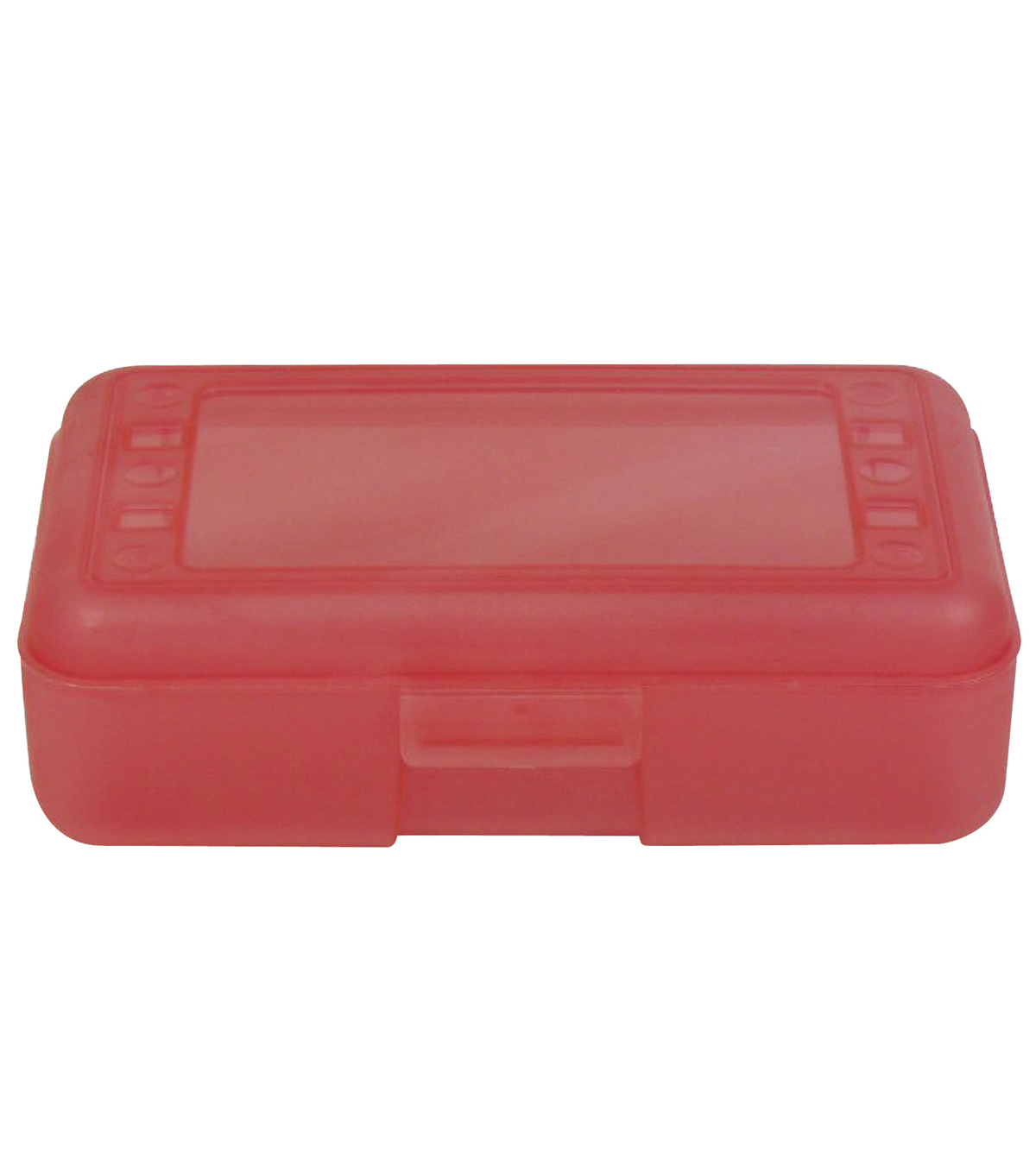 Romanoff Products Pencil Box, Pack of 12, Strawberry