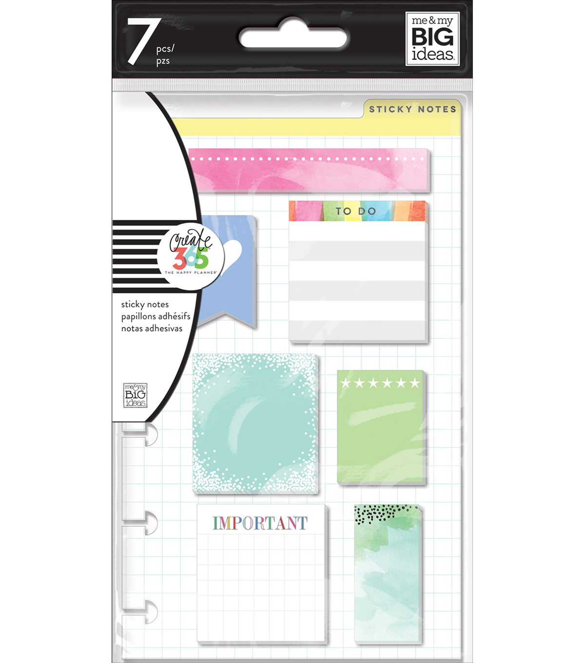 The Happy Planner Mini Sticky Notes