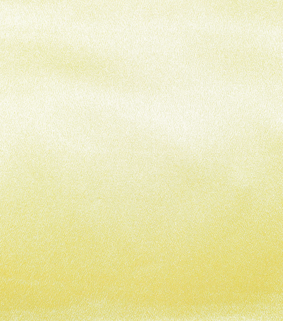 Casa Dahlia Crepeback Satin Fabric-Solids, Lemon Meringue