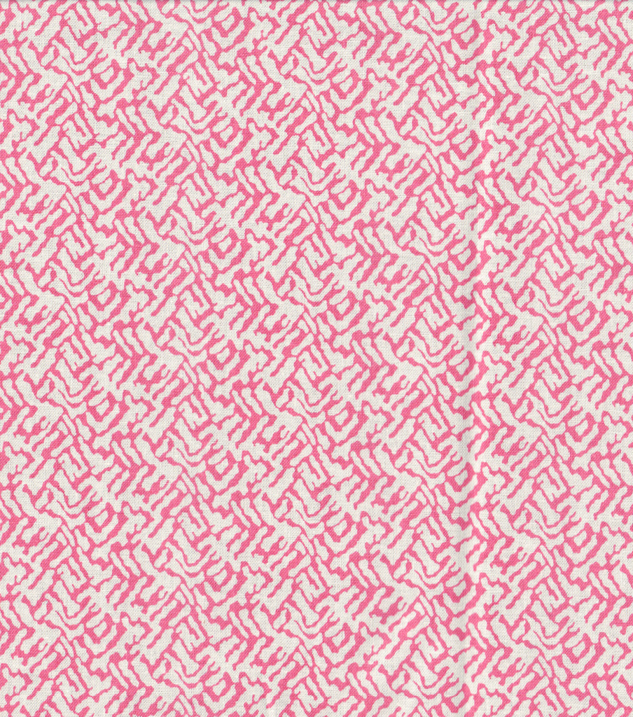 Keepsake Calico Cotton Fabric 44\u0022-Check Begonia
