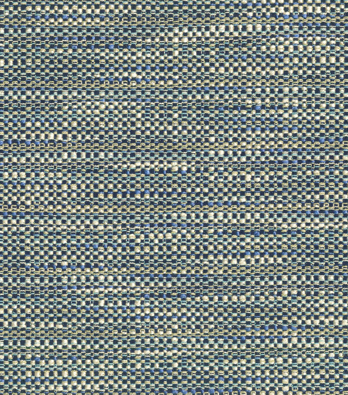 Waverly Upholstery Fabric 56\u0022- Jamestown Lapis