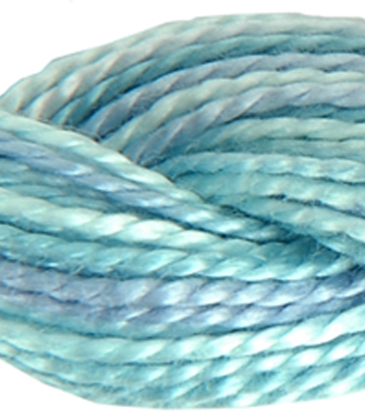 DMC Pearl Cotton Thread 27 Yds Size 5, Tropical Waters