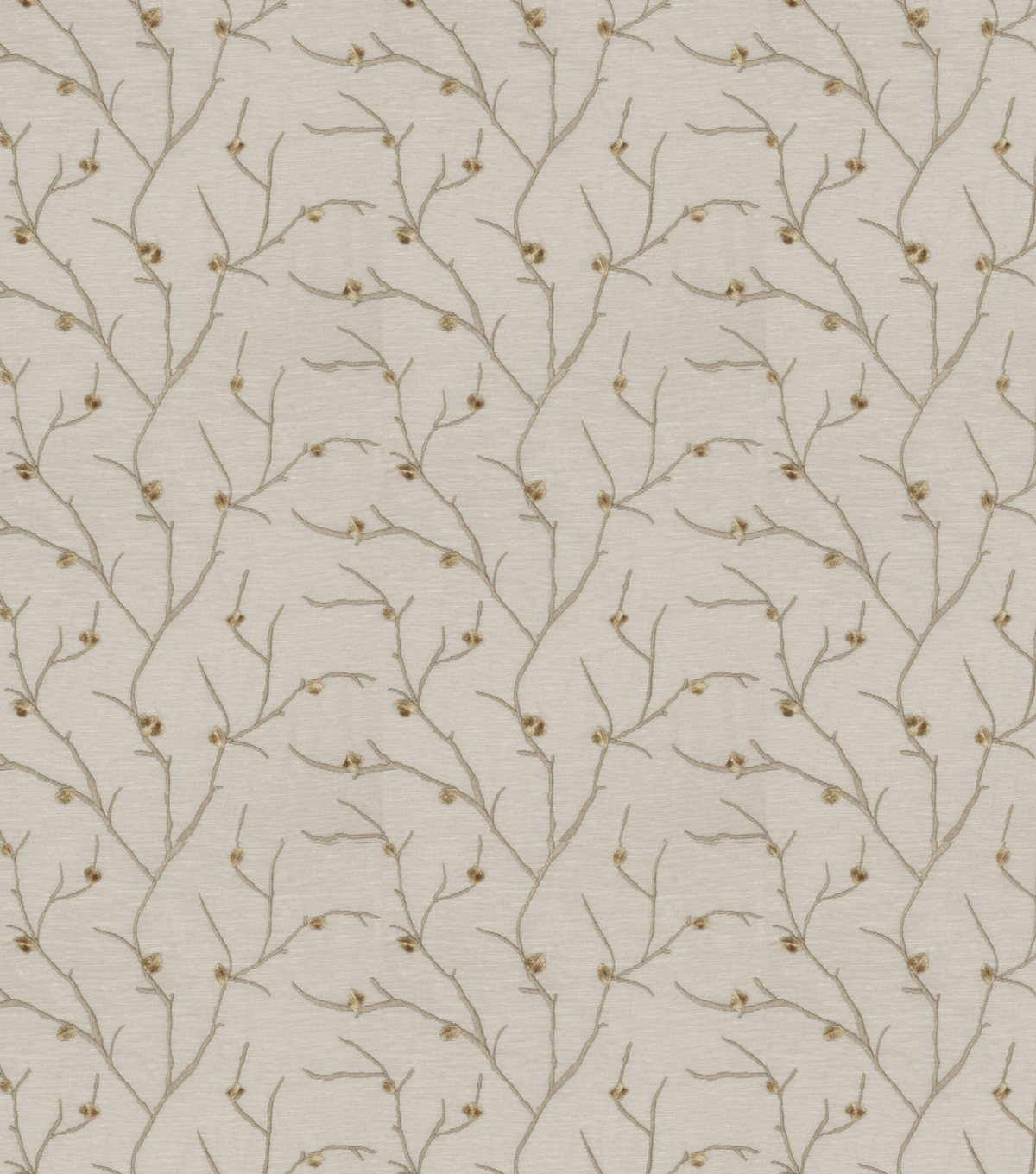 Home Decor 8x8 Fabric Swatch-Eaton Square Remedy Taupe