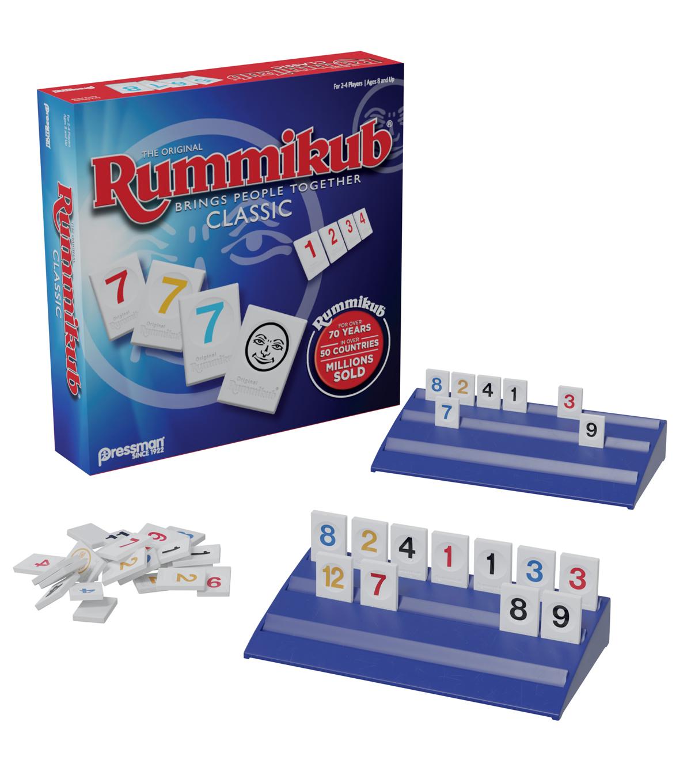 Rummikub The Original Rummy Tile