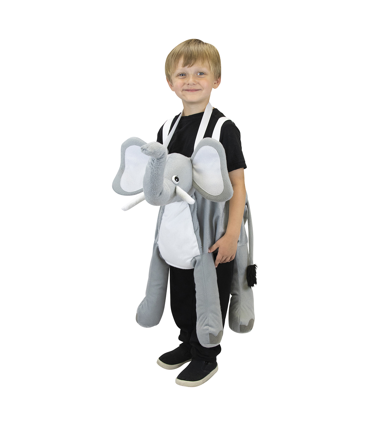 Maker\u0027s Halloween Child Costume-Riding Elephant