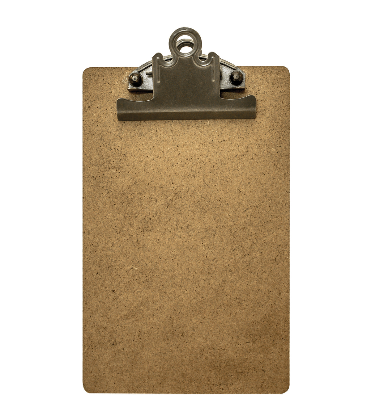 Tim Holtz Idea-Ology Mini Clipboard 4.5\u0022X7.75\u0022-Brown