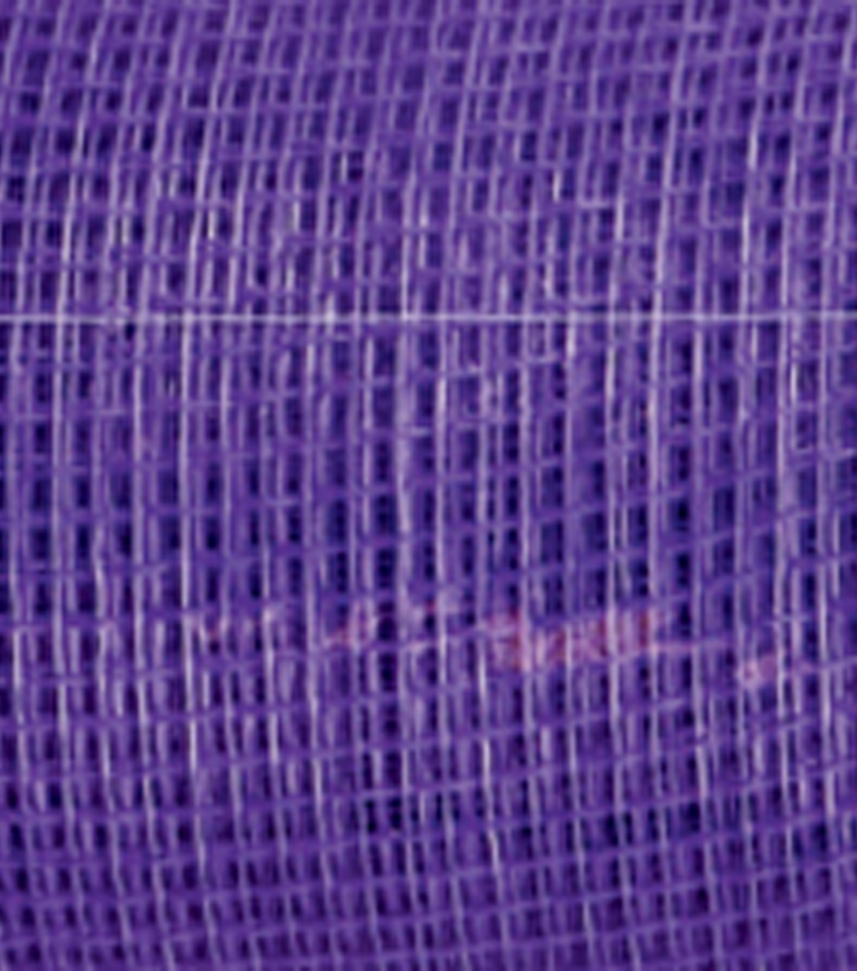 Floracraft 21\u0022x10yds Mesh Metallic Ribbon, Purple