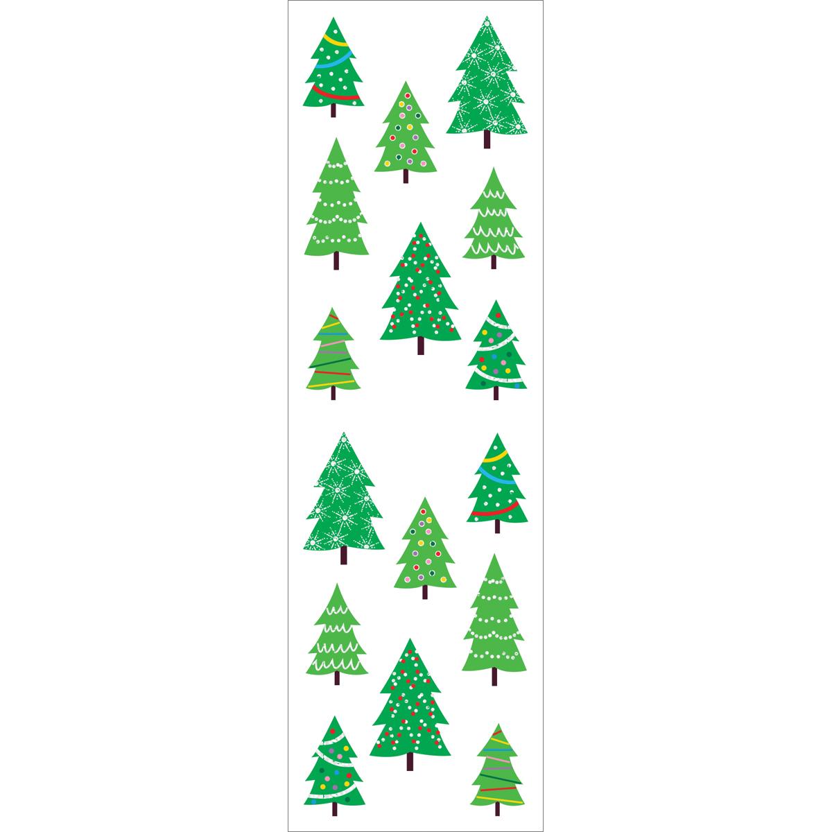 Mrs. Grossman\'s Stickers Christmas Tree Farm   JOANN