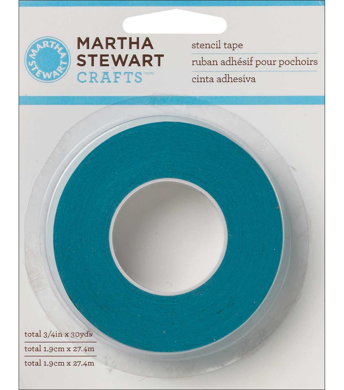 Martha Stewart Stencil Tape 3/4\u0022X25 Yards