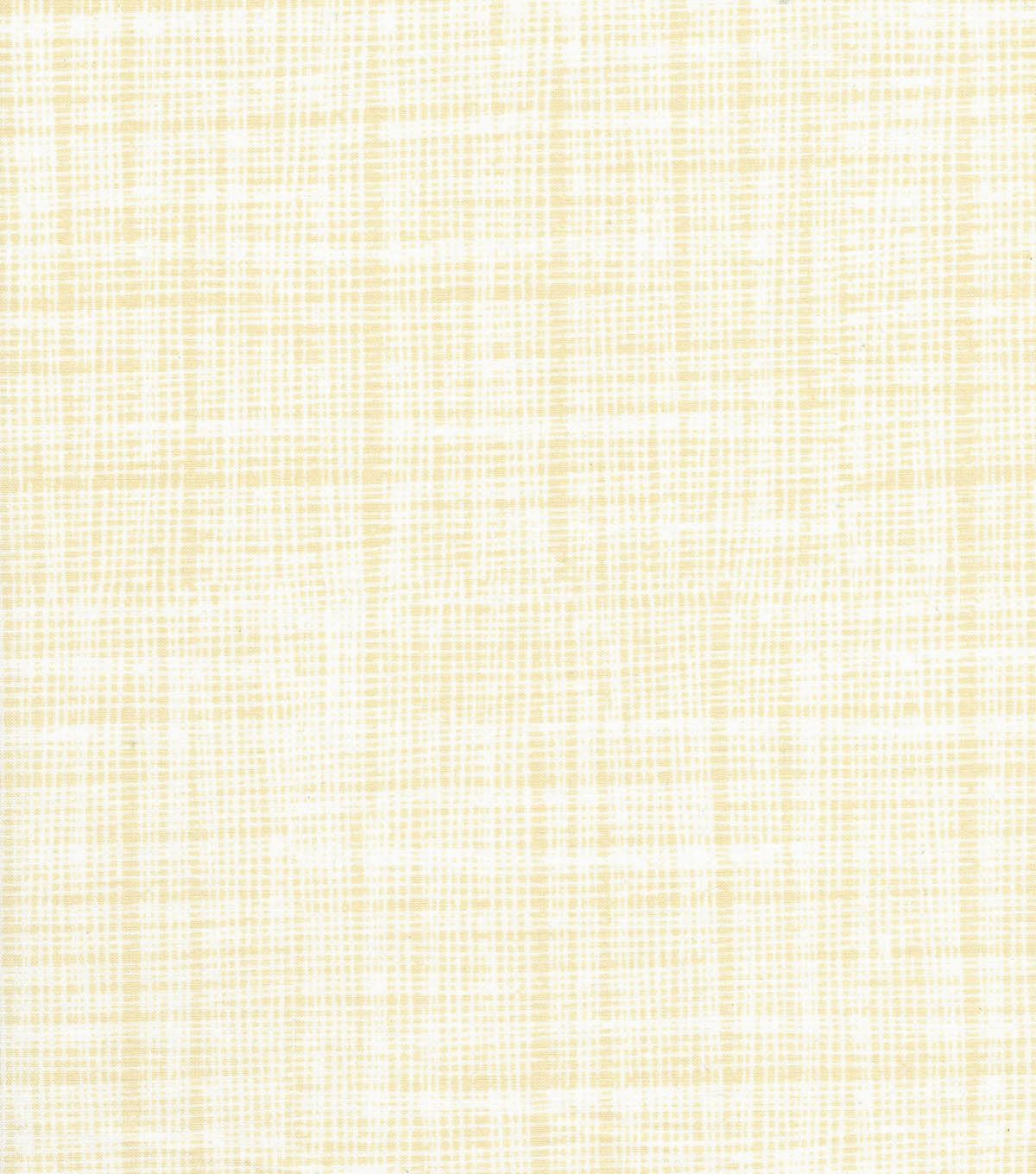Quilter\u0027s Showcase Cotton Fabric -Screen Blender on Cream