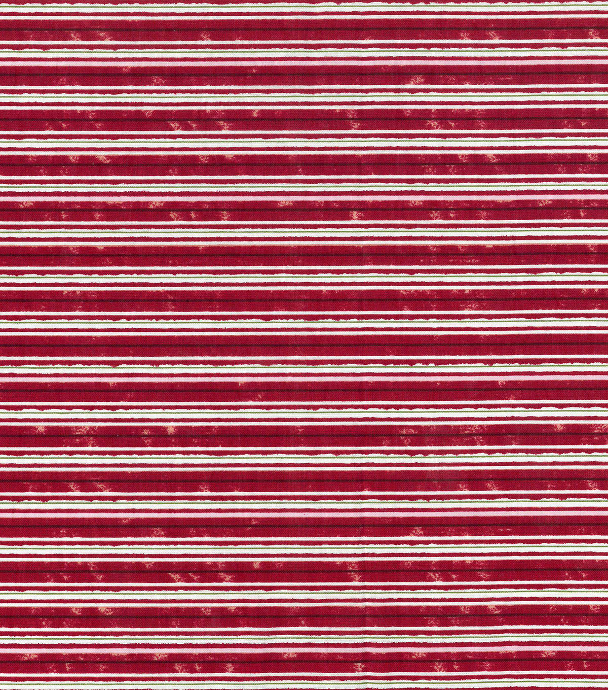 Keepsake Calico Holiday Cotton Fabric 43\u0022-Christmas Stripe