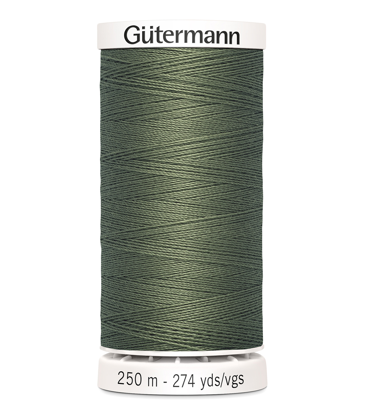 Gutermann Sew-All Thread 273Yds-(600 & 700 series) Cool Tones , Green #774