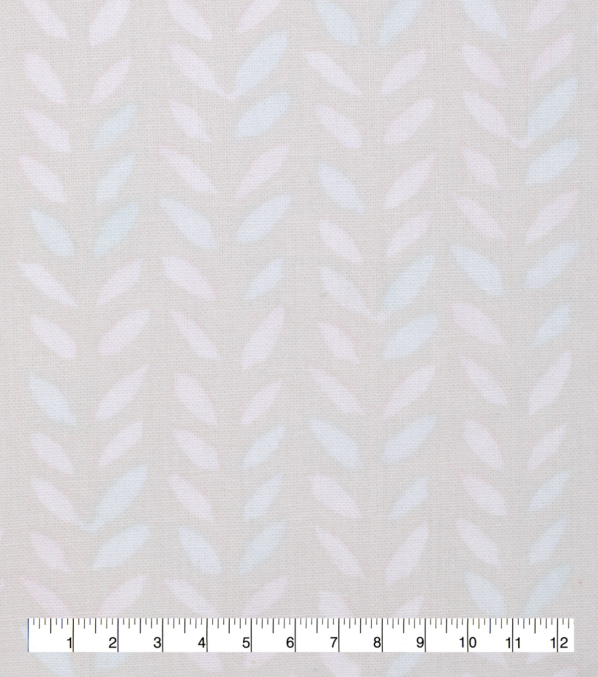 Keepsake Calico Cotton Fabric-Watercolor Stamp Cream