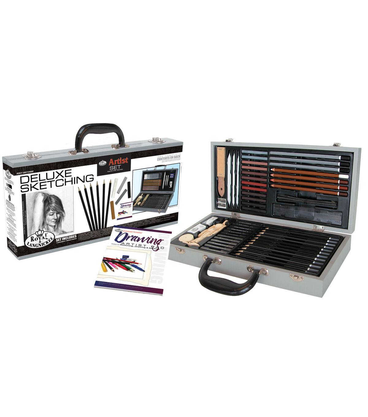 Royal Brush Deluxe Sketching Artist Set