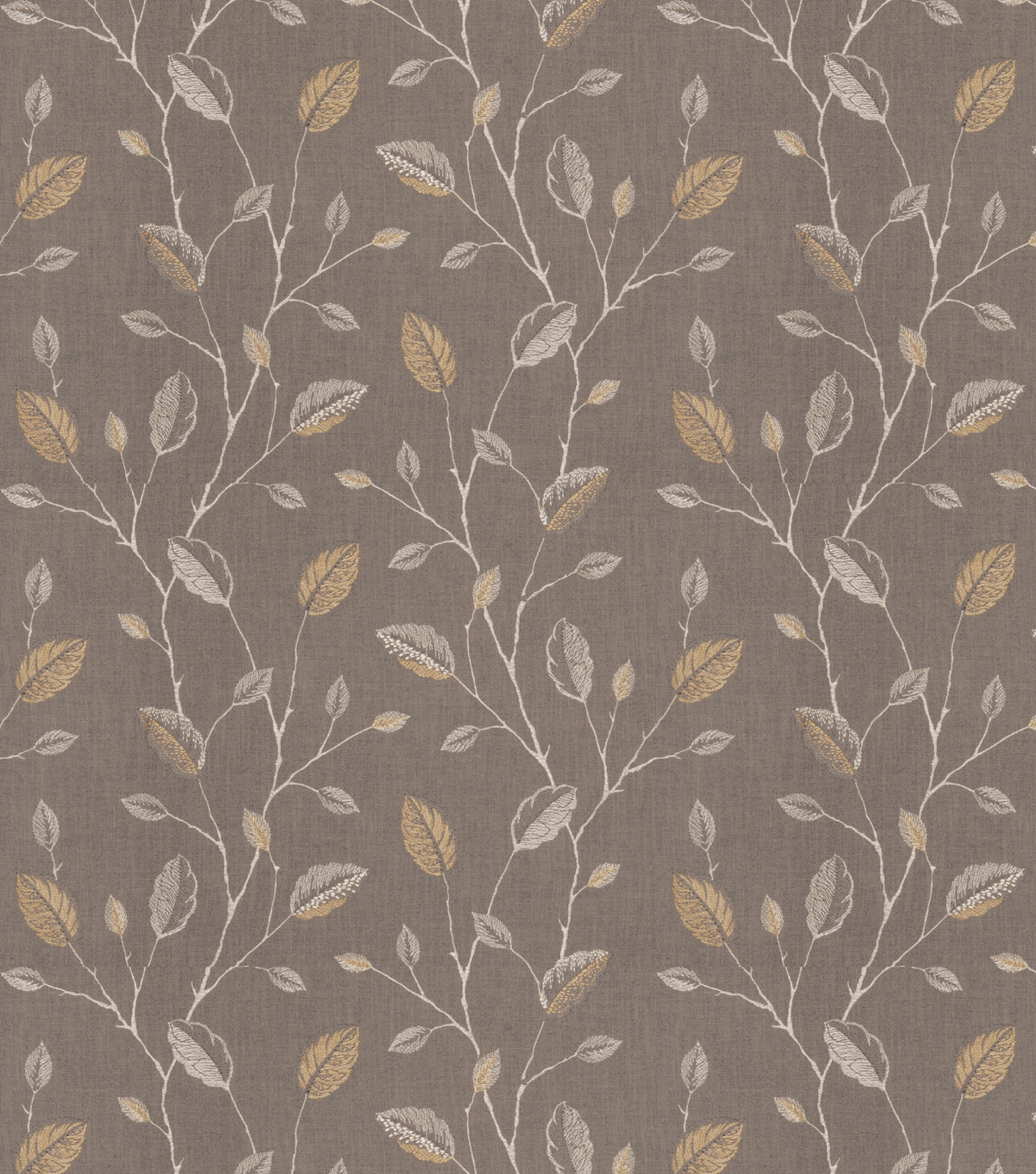 SMC Designs Lightweight Decor Fabric 54\u0022-Parody/Silver