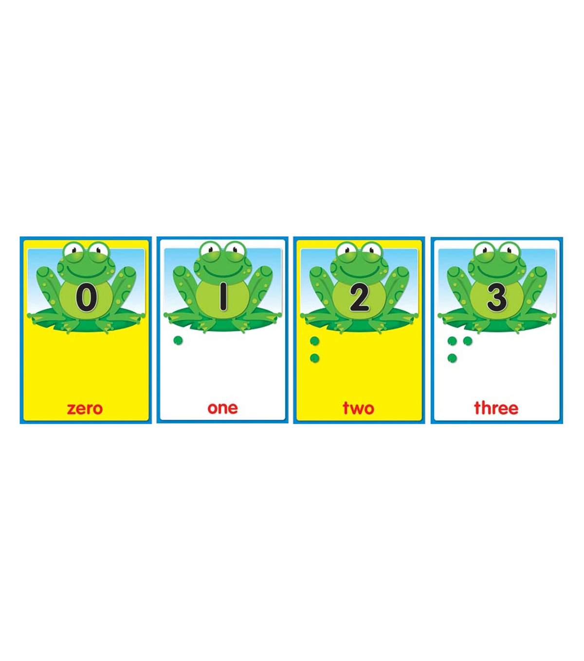 Numbers 0-30 Quick Stick Bulletin Board Set, 33 Pieces