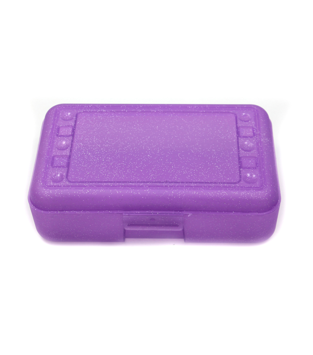 Romanoff Products Pencil Box, Pack of 12, Purple Sparkle