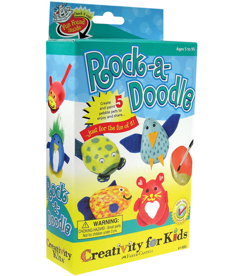 Creativity For Kids Kit Rock A Doodle Joann