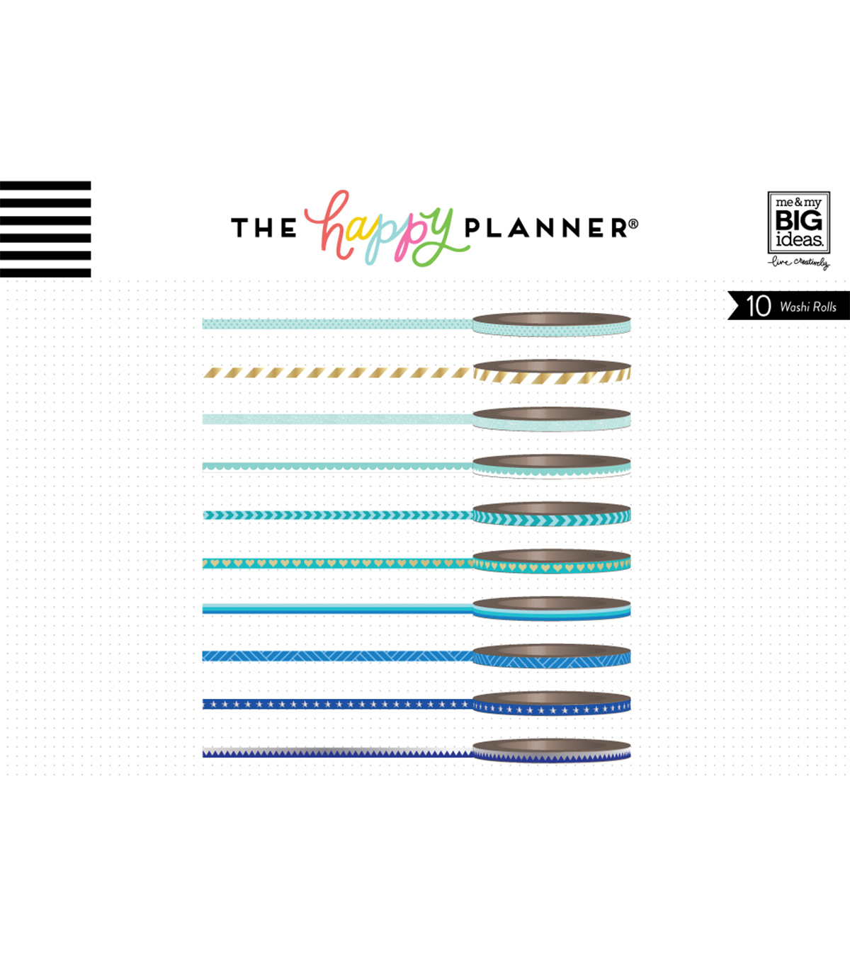 The Happy Planner Washi Tape