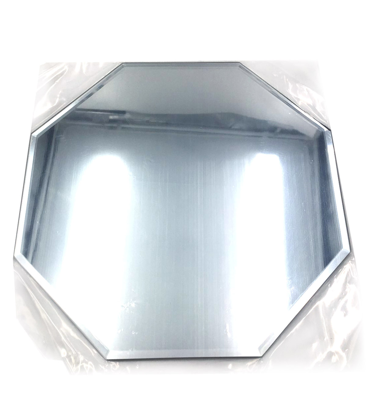 Darice 10\u0022 Beveled Octagon Mirror