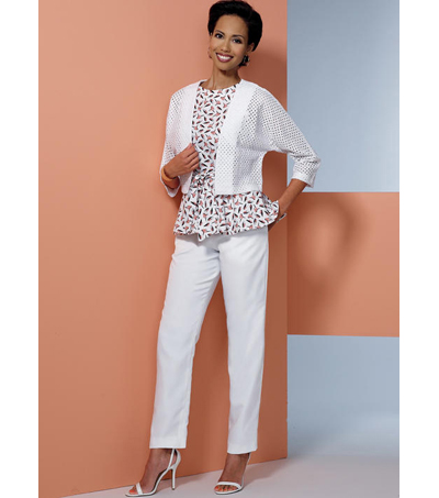 Butterick Pattern B6463 Misses\u0027 Apparel-Size 6-8-10-12-14