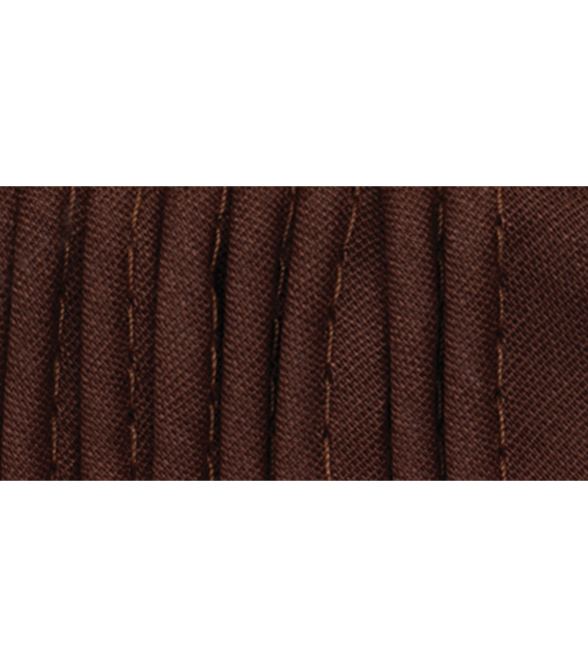 Wrights Maxi Piping 1/2\u0022 2-1/2 Yards, Mocha
