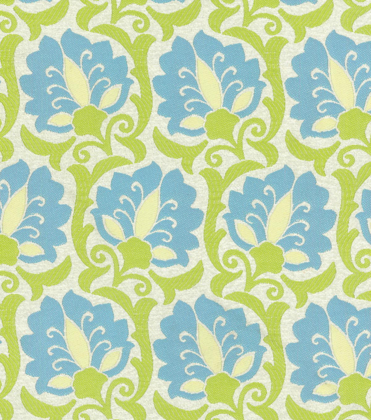 Home Decor 8\u0022x8\u0022 Swatch Fabric-Waverly Playful Prose Spring