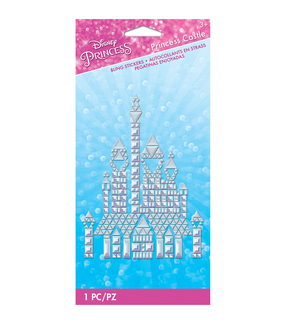 American Crafts Embellishments-Castle Bling