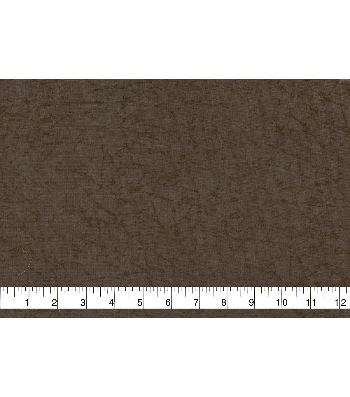 Wide Quilt Fabric 108\u0027\u0027-Brown Distressed