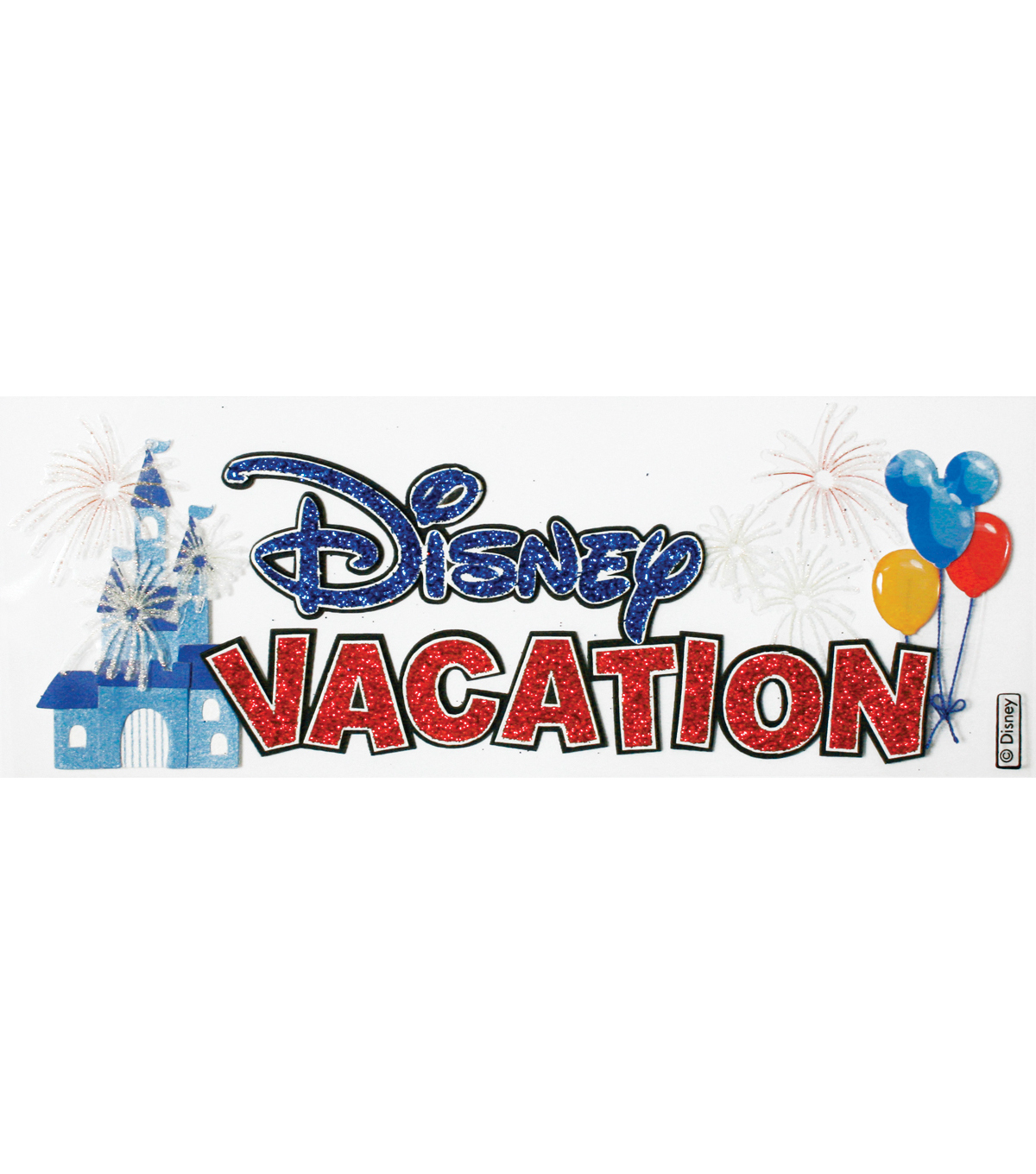 DISNEY  VACATION TITLE